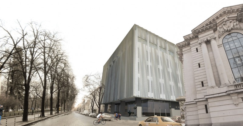 Национален изложбен център: Шипка 6