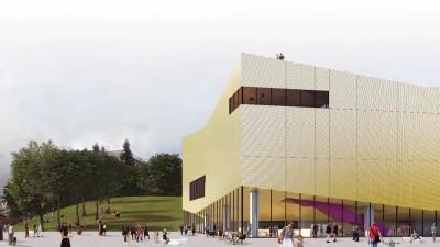 Exposition Centre in Veliko Tarnovo