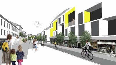 New Urban Centre of Veliko Tarnovo